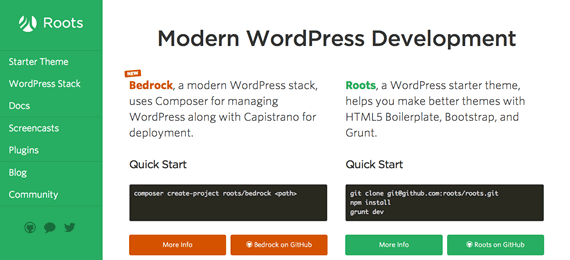theme html5 para wordpress