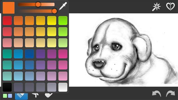 Aplicaciones de dibujo gratuitas para android kabytes for Blueprint sketch app