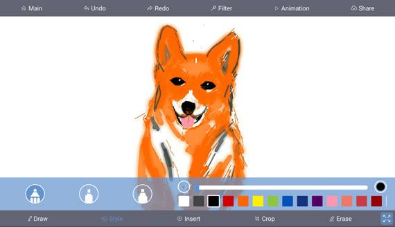 Aplicaciones de dibujo gratuitas para Android