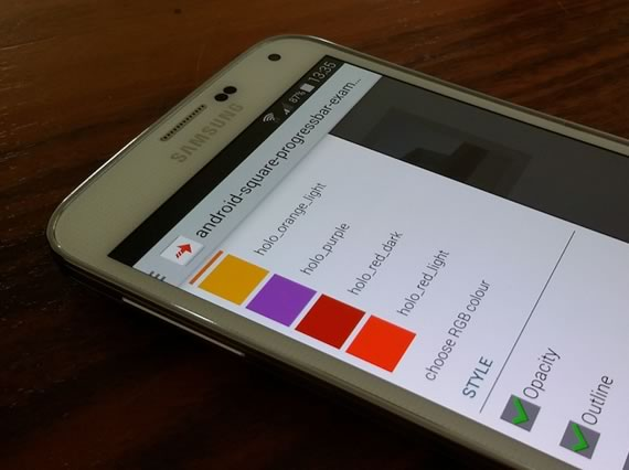 Mejorar tu aplicación Android con ImageBlurring