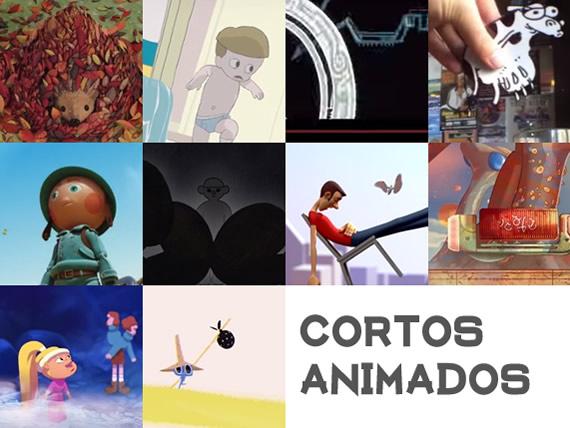 Cortos Animados 2014
