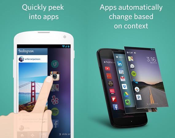 Pantallas de bloqueo para Android