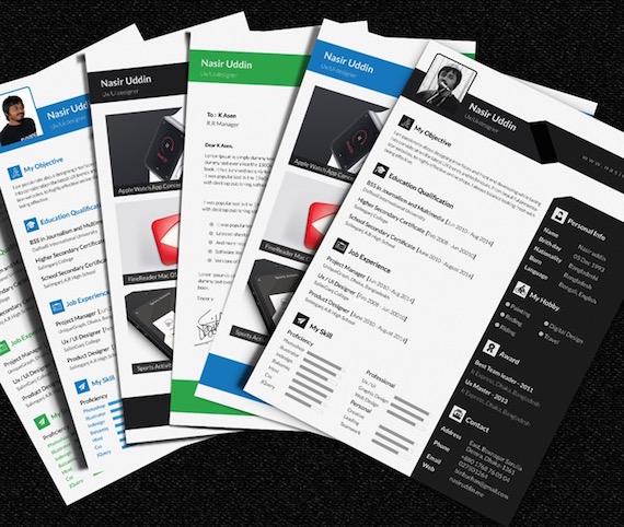 10 curriculums vitae gratis para editar e imprimir