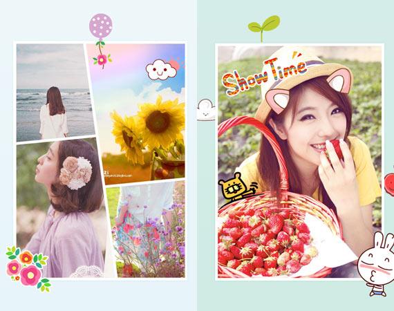 Aplicaciones para realizar fotos divertidas en - Aplicaciones para decorar fotos gratis ...