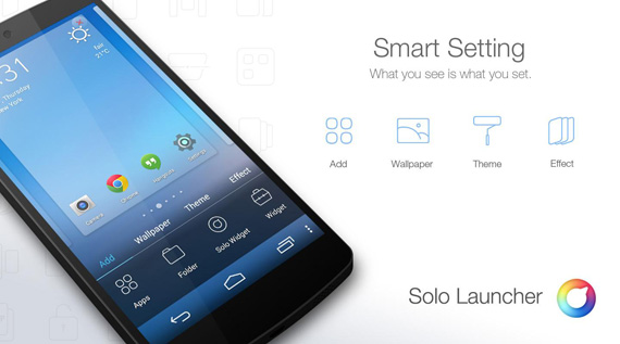 Los mejores launchers para Android
