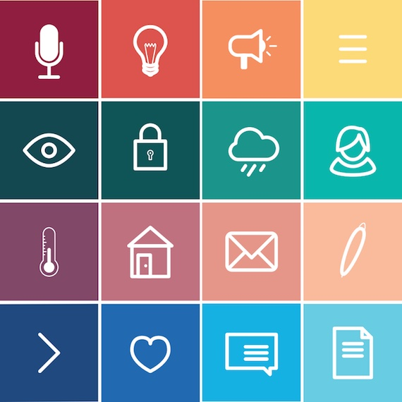 Free Vector Icon Pack