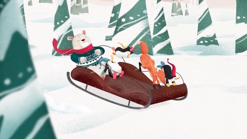 Cortos animados de Navidad