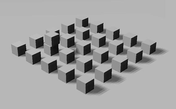 sombras inteligentes 3D javascript