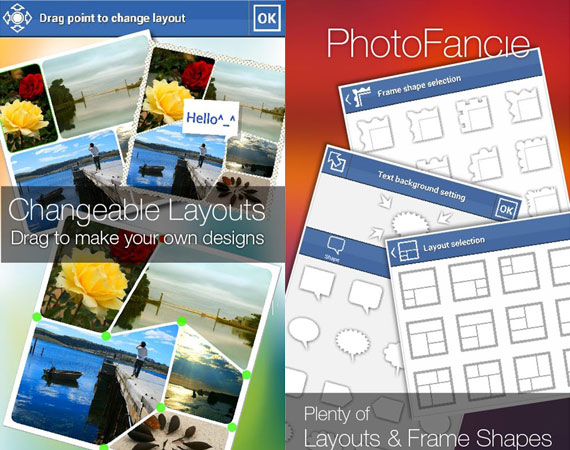 Apps Android para crear collages