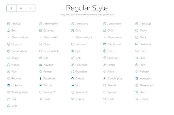 Evil Icons: paquete de iconos animados SVG