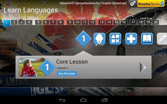 Aplicaciones Android para aprender idiomas