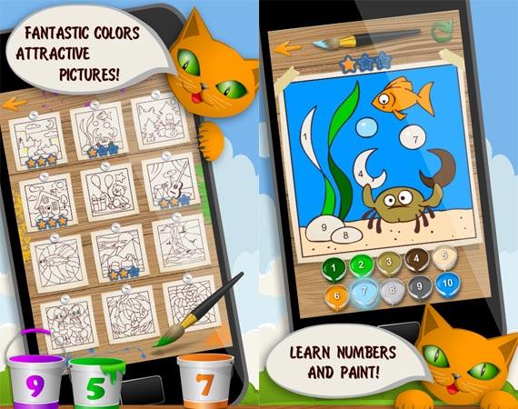 Aplicaciones Android para niños