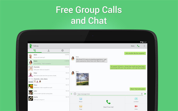 Aplicaciones Android para realizar llamadas