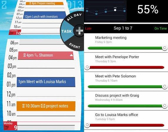 Aplicaciones Android para organizarse