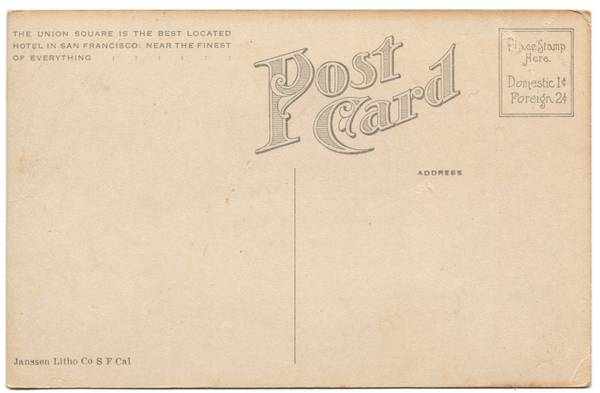 Set de postales estilo vintage en formato JPG