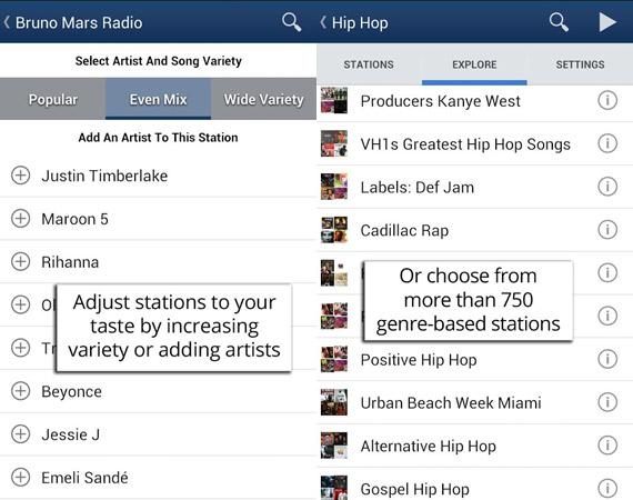 Apps para escuchar radio en Android