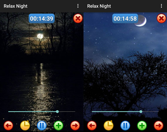 Aplicaciones Android para relajarse