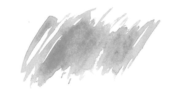 Recursos estilo acuarela - Brushes de acuarelas para Photoshop