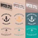 Hipster Vector Pack