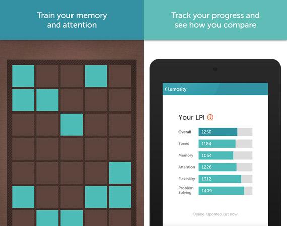 Apps Android para ejercitar la mente