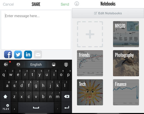 Apps Android para gestionar redes sociales
