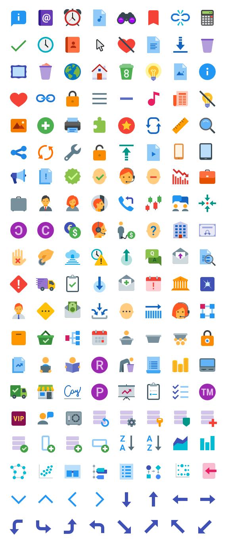 iconos planos gratis