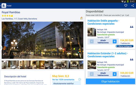 Aplicaciones para planear viajes en Android