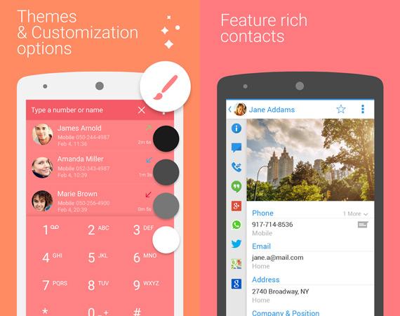 Las mejores apps para gestionar contactos en Android
