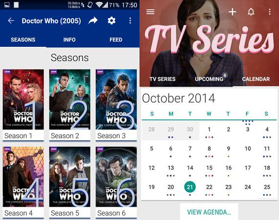 Apps Android para seguir series de TV