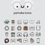 Pamoke Free Icon Set