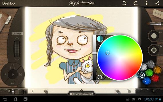 Apps para crear animaciones en Android