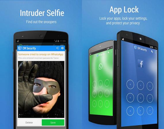 Apps Android para bloquear aplicaciones