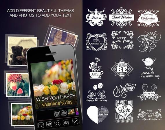Aplicaciones para agregar texto a las fotos en Android