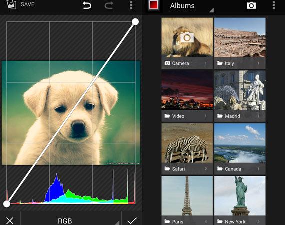 Las mejores galerías de fotos para Android