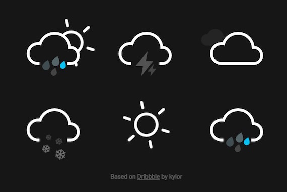 Spotify Light Icon Antuankhanna additionally Settings X also Weather Forecast furthermore Iconos Animados Sobre El Clima additionally Coloriage  oule Electrique. on animated svg icons
