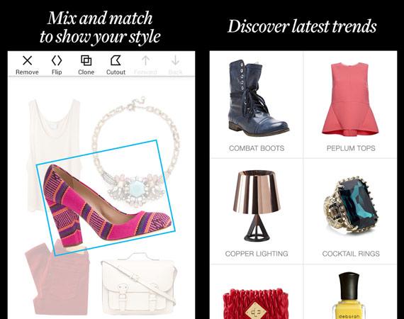 Apps Android gratis sobre moda