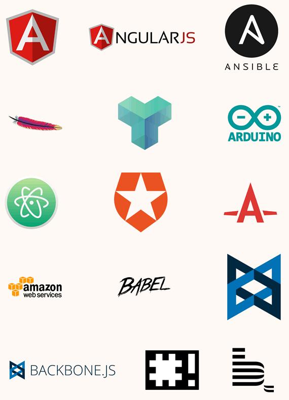 iconos en formato SVG para programadores