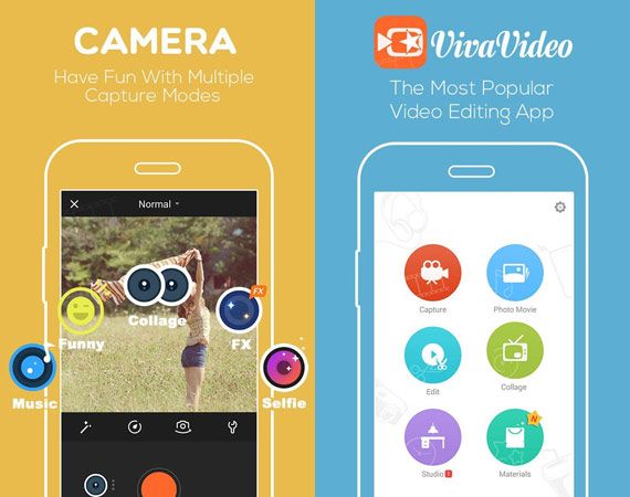 Aplicaciones para editar video en Android
