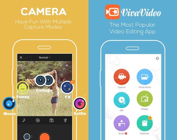 Aplicaciones Android para editar videos