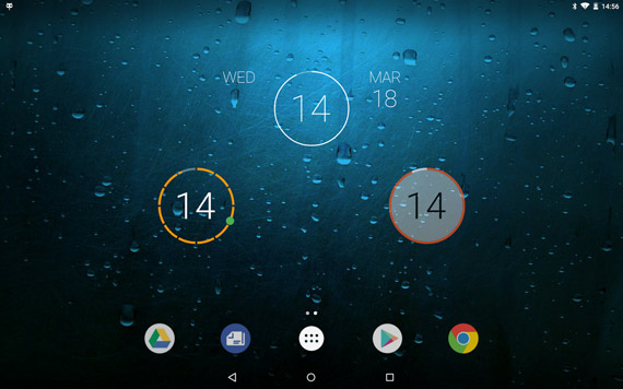 Los mejores relojes para Android