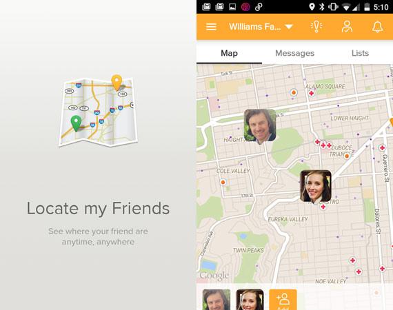 Compartir la ubicación en Android