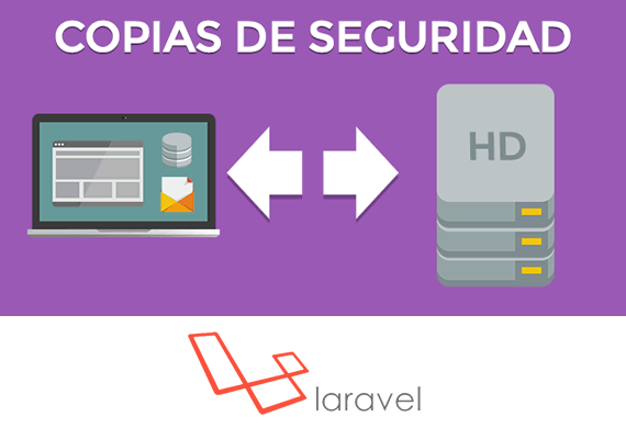 Copias de seguridad backups en Laravel 5