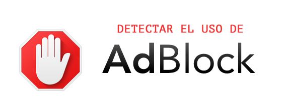 detectar adblock y mostrar mensaje