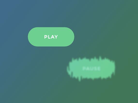Botón animado utilizando filtros SVG