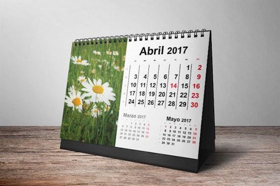 plantillas de calendarios 2017 para imprimir kabytes