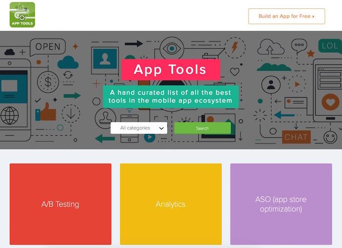 herramientas para desarrollo de aplicaciones móviles